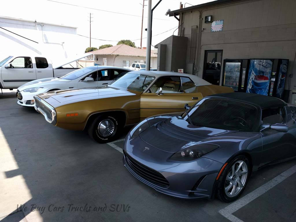 1971 Plymputh Satellite Sebring in Gold